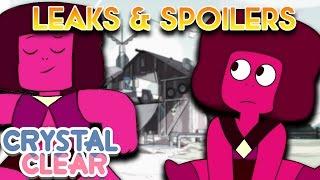 Room for Ruby SPOILERS & LEAKS Breakdown [Steven Universe Discussion]