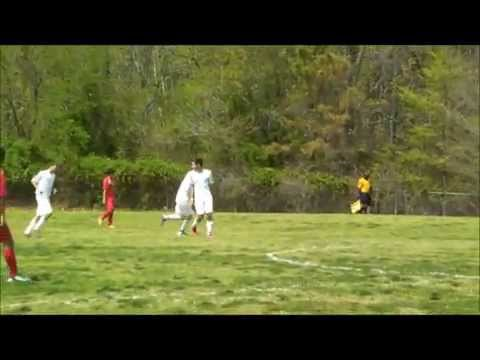 Greensboro Home 2013 Highlights of Kyle Fiore #18 - Scores