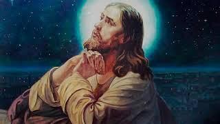Душа Моя скорбит. Иисус Христос в Гефсиманском саду