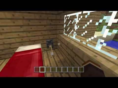Minecraft:my fire alarm