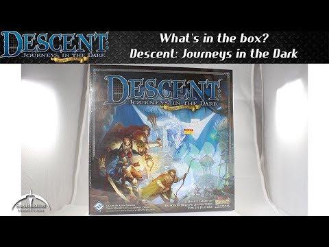 Descent Gargan Mirklace Lieutenant Pack 2nd Edition Game Sealed New Miniature
