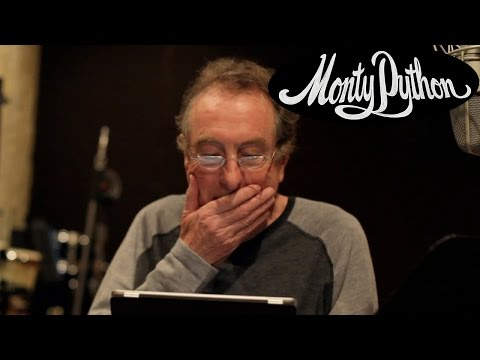 Eric Idle's First Impressions  Monty Python