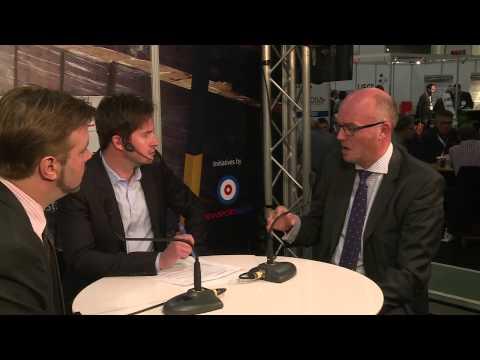 Live Studio LOGISTICS.TV : Logistics in Wallonia et Alstom à propos de l'innovation