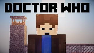 The Valeyard part 1 - MINECRAFT Doctor Who series