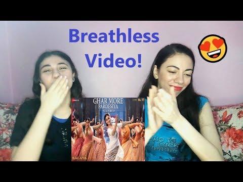 ghar-more-pardesiya---kalank---full-video- -egyptians-react