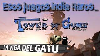 Esos juegos indie raros Vol.3 - Tower of Guns - [PC-GamePlay-1080p]
