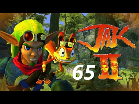 Jak 2 (PS3/PS4-Walkthrough) Mission 65 - Final Boss: Metal Head Leader And Ending