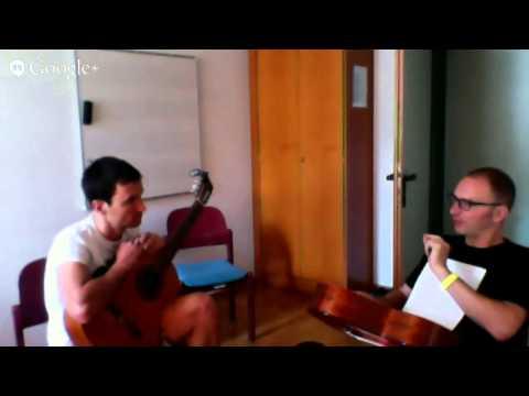 GREG BAKER / FLAMENCO GUITAR TECHNIQUE (morning)