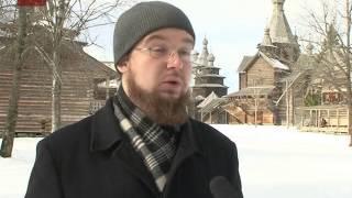 видео Музей деревянного зодчества Витославлицы
