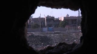 Irak: l'armée continue son offensive contre l'EI à Mossoul