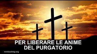 Preghiera della Croce per liberare le anime del Purgatorio