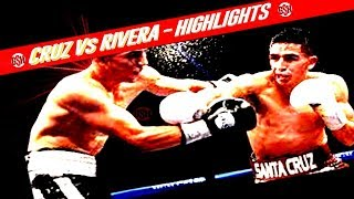 Leo Santa Cruz vs Rafael Rivera Highlights - Santa Cruz vs Rivera Highlights