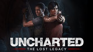НАЧИНАЕМ ПРОХОДИТЬ! - Uncharted: The Lost Legacy