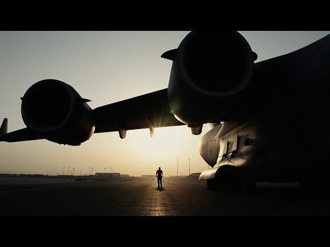 U.S. Air Force Air Mobility Command: Always Ready. Always There.
