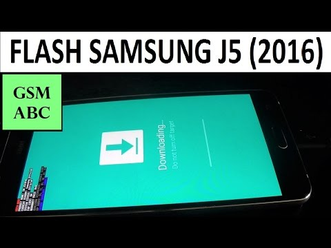 how-to-flash-firmware-on-samsung-galaxy-j5-(2016)