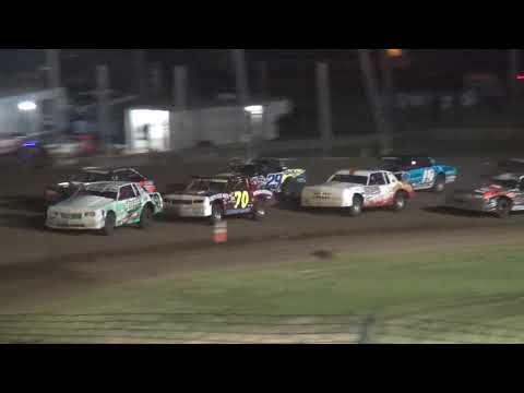 USRA Hobby Stock Iowa Donor Night feature Upper Iowa Speedway 8/3/19