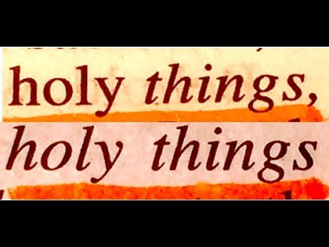 Unsettling Typographical Errors and Silly Vague Language Now in the KJV (Mandela Effect)