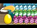 Angry Birds - SECRET GOLDEN EGG IN STICKER MIGHTY LEAGUE EGG GIFT BOX