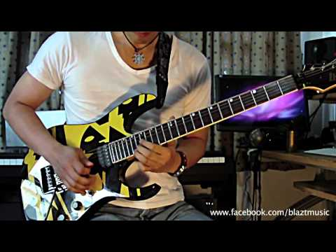 Solo Outro เงา - Bodyslam Live in คราม (พร้อม TAB Guitar by WHIN)