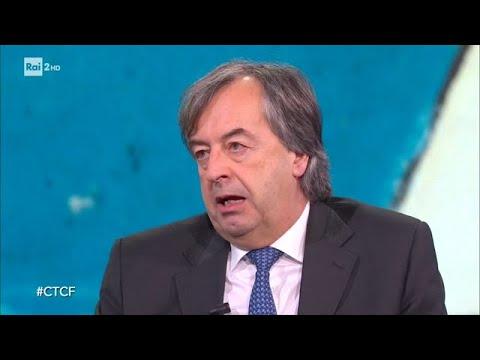 Roberto Burioni sul coronavirus - Che tempo che fa 23/02/2020