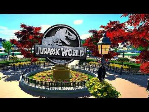 DECORATIVE SANDBOX DLC? NEW COSMETICS & BUILD ITEMS! (Jurassic World Evolution)