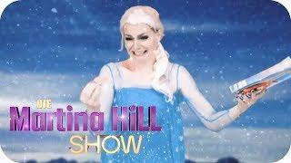Die Eiskönigin - Aufgetaut | Die Martina Hill Show | SAT.1 TV