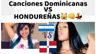 dominicana reaccionando a canciones hondureñas🇭🇳🙀 ¿un total desencanto? heysheyy