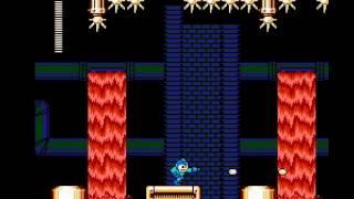 Mega Man 3 - Doc Man Shadow Man Stage - Vizzed.com GamePlay - User video