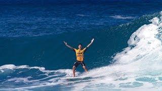 На Гавайях определился чемпион мира среди сёрферов