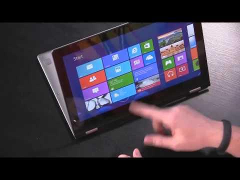 Lenovo Ideapad Yoga 13 Ultrabook Preview - PC Perspective