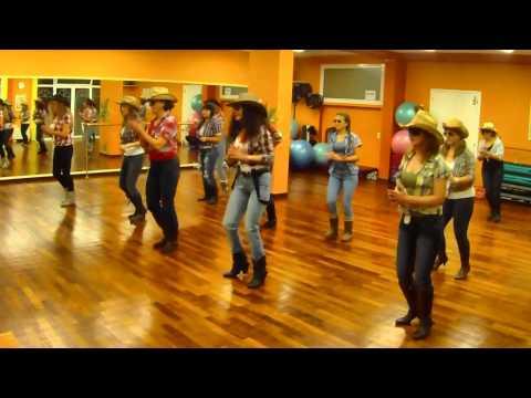 REDNECK WOMAN GRETCHEN WILSON LINE DANCE DANA