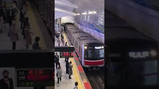 大阪メトロ御堂筋線30000系 新大阪行 梅田到着