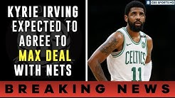 Kyrie Irving headed toward MAX CONTRACT with Brooklyn Nets | 2019 NBA Free Agency | CBS Sports HQ