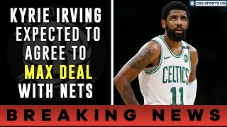 Kyrie Irving headed toward MAX CONTRACT with Brooklyn Nets   2019 NBA Free Agency   CBS Sports HQ