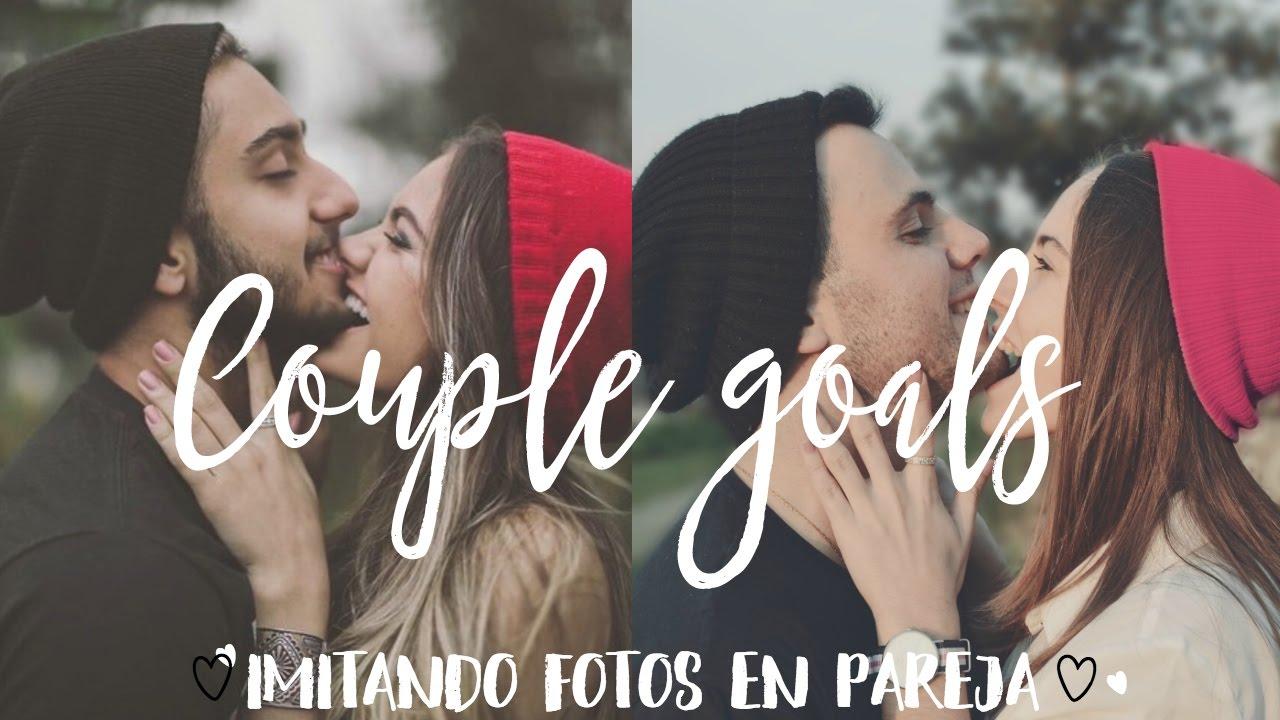 IMITANDO FOTOS TUMBLR EN PAREJA | COUPLE GOALS - YouTube