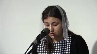 Иисус хочу поговорить с Тобой - христианская песня