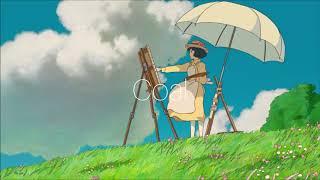 Joe Hisaishi Naoko Meguriai The Wind Rises Ost Youtube