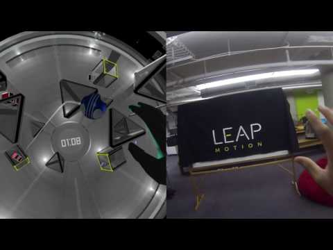 Leap Motion: Weightless for HTC Vive & Oculus Rift Playthrough