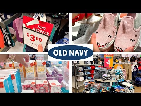 OLD NAVY CLEARANCE!!!🔥$5 AND UNDER SHOES, JEANS, BACK TO SCHOOL CLOTHES!!! thumbnail