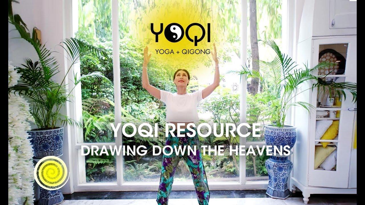 Qi gong: Drawing Down the Heavens Tutorial