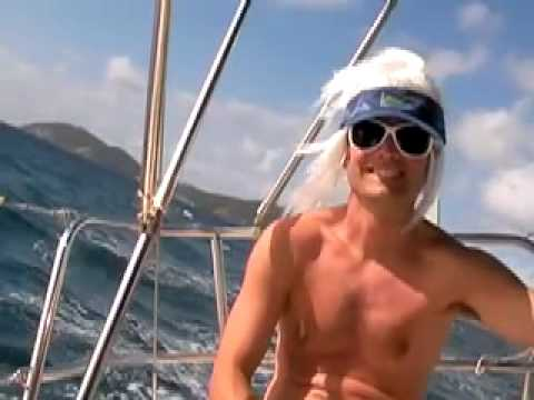 Swizzle sails, swims, and snorkels through the British Virgin Islands