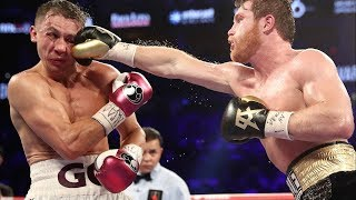 "Saul ""Canelo"" Alvarez vs Gennady Golovkin 2 GGG Full Fight HD"