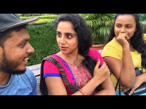 WHO WOULD YOU RATHER MARRY? | MALLU'S RESPOND | KARTHiK SURYA