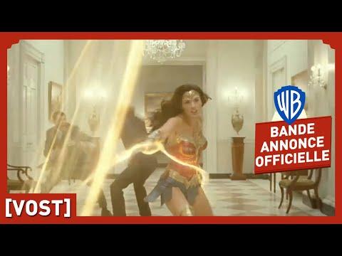 Wonder Woman 1984 - Bande Annonce Officielle (VOST) - Gal Gadot / Chris Pine
