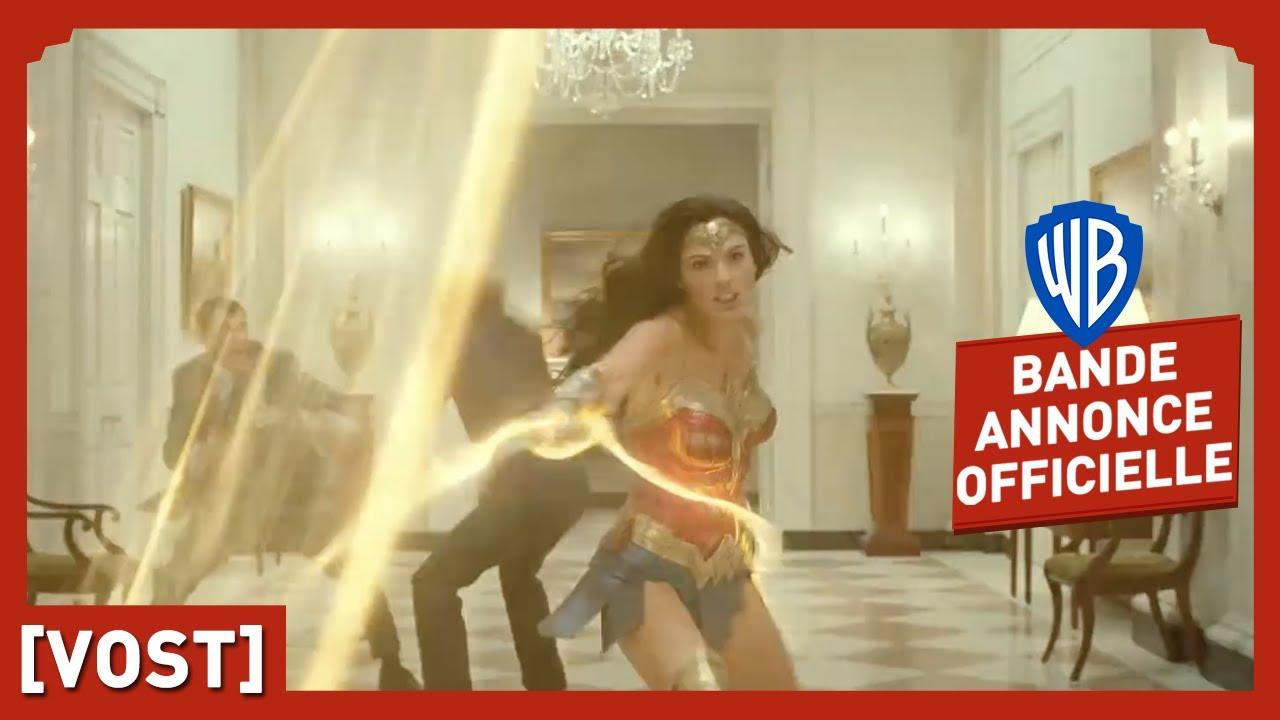 Download Wonder Woman 1984 - Bande Annonce Officielle (VOST) - Gal Gadot / Chris Pine