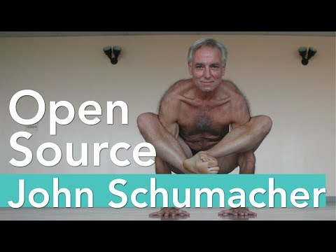 Yogi Journey with John Schumacher: Open Source Interview with Lizzie Lasater