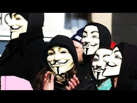 Anonymous - We must stop what is coming... (Message to All Nations 2017-2018)