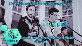 Repeat youtube video Bastille-Pompeii (Subtítulos/Lyrics)