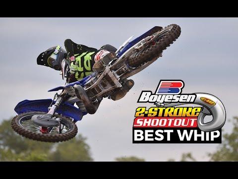 Best Whip - Boyesen 2 Stroke Shootout