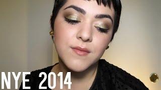 NYE 2014 Makeup Tutorial | Laura Neuzeth